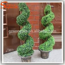 Outdoor Topiary Trees Wholesale - wholesale all types of artificial ornamental plants plastic plants