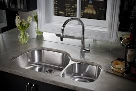 Brilliant Double Stainless Steel Sink Undermount Stainless Steel - Double bowl kitchen sink undermount