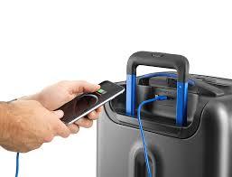 amazon com bluesmart one smart luggage gps remote locking