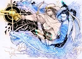 52 best dibujos images on 52 best overwatch hanzo shimada images on pinterest hanzo