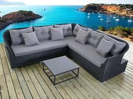 canape angle jardin canape d angle exterieur stunning salon d angle exterieur de