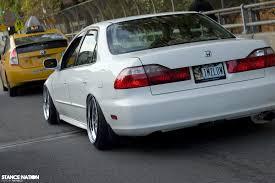 stanced cars drawing fresh u0026 proper accord sedan stancenation form u003e function