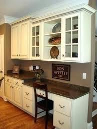 kitchen desk design kitchen desk cabinet ideas amusing decor f pantry office tea