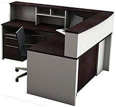 Mobile Reception Desk Ofislite 2311 Reception Center Desk Complete