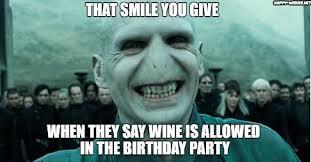 Memes Birthday - 15 harry potter funny birthday meme happy wishes
