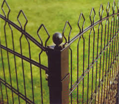 outdoor decorative wire fencing fence ideas fence ideas