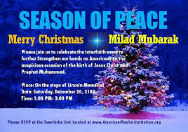 pluralism time in history celebration of birth of jesus