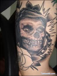 army skull tattoos tattoos