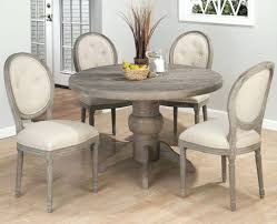 Round Cherry Kitchen Table by Pedestal Dining Table Set U2013 Rhawker Design