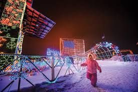 bentleyville tour of lights bentleyville beyond take a family getaway to duluth before the