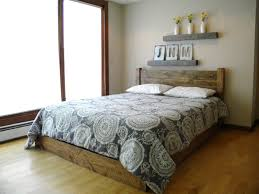 Bed With Headboard Wood Headboard Bedding Tips On Picking Up Headboards For