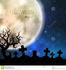 halloween flyer background blue sky party flyer stock image image 12499961