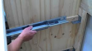 how to install blum tandem undermount drawer slides tiny house