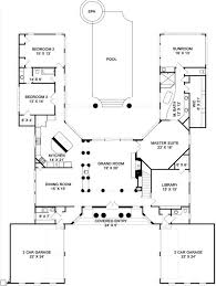 Home Plans With Courtyards Best 20 U Shaped House Plans Ideas On Pinterest U Shaped Houses