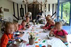 cours de cuisine enfants le cours de cuisine des enfants le bois des pierres