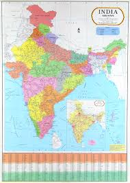 India Maps by India Rail Map