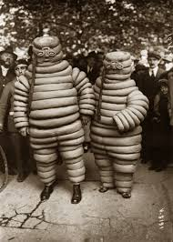 antique michelin man costumes art and other cool images pinterest