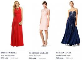 rent the runway designer dresses for prom at affordable prices