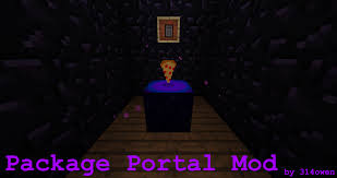 Package Mapping The Portal Packages Mod Minecraft Mods Mapping And Modding