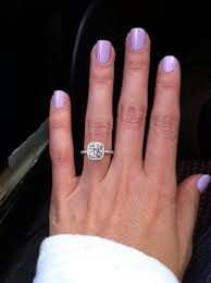 square cut halo engagement rings cushion cut halo engagement rings new wedding ideas trends