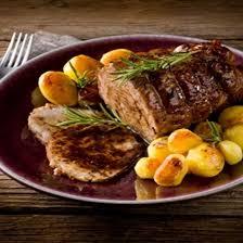 recette rôti de veau moelleux