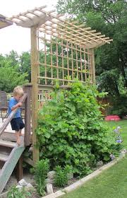grape arbor construction deckman custom decks grapevine arbor