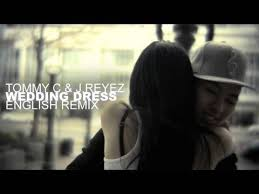 wedding dress j reyez taeyang wedding dress cover version c j reyez