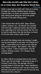 the most surprising response ever this woman is a genius