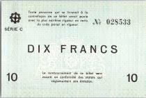 chambre de commerce mulhouse banknote 10 francs mulhouse chambre de commerce série c