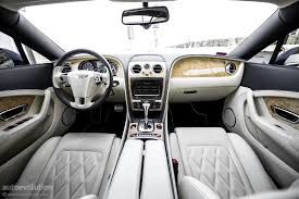 2015 bentley flying spur interior bentley continental gt w12 review autoevolution