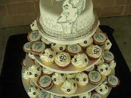 surprise 50th birthday cupcake tower u2013 lidbom rambling roadshow