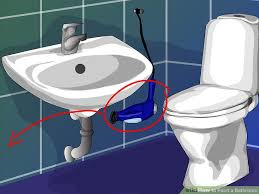 How To Paint A Bathroom Vanity How To Paint A Bathroom 9 Steps With Pictures Wikihow