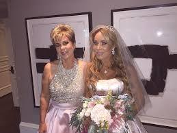 porsha williams wedding photos kyle richards is bridesmaid for faye resnick u0027s wedding to