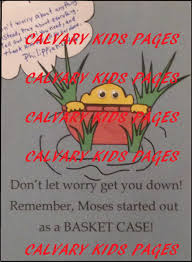baby moses craft this craft will help you prepare your sunday
