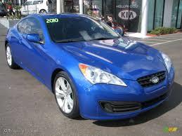 hyundai genesis coupe 2 0t premium 2010 mirabeau blue hyundai genesis coupe 2 0t premium 52454365