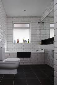 Glitter Bathroom Flooring - subway dark grout floor ceiling bathrooms pinterest grout