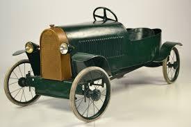 vintage bugatti bugatti sport pedal car by eureka 1920s for sale at 1stdibs