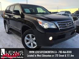 lexus gx suv used used black 2012 lexus gx 460 4wd premium package review calgary