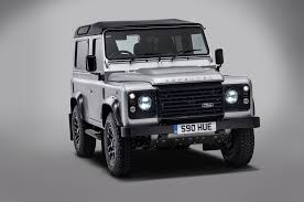 range rover truck in skyfall land rover creates special defender to celebrate two millionth suv