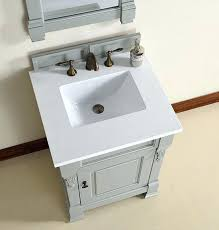 26 Inch Vanity For Bathroom Vanities 26 Cottage Style Abbeville Bathroom Sink Vanity