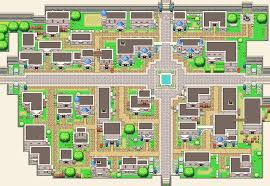 town in minish cap style