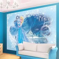 deco chambre reine des neiges reine des neiges papier peint frozen poster 358 x 254 cm