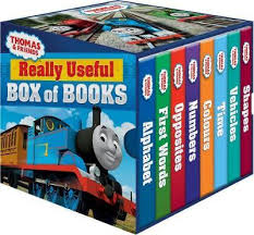 thomas friends box books 9781488932168