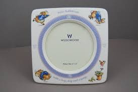 rabbit wedgwood wedgwood rabbit photo frame china find