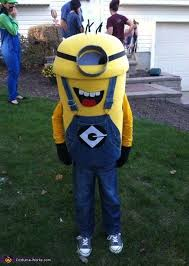Despicable Minion Halloween Costume 31 Dress Minions Images Halloween