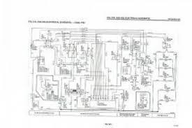 john deere lt160 electrical schematic wiring diagram