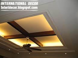Gypsum Interior Ceiling Design Suspended Ceiling Interior Design Ceiling Design Ideas