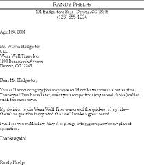 sample job offer thank you letter mediafoxstudio com