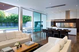 Wohnzimmerfenster Modern Modern In Santa Monica Schönes Modernes Haus In Santa Monica
