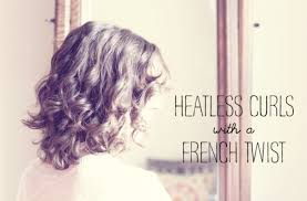 heatless hairstyles a great collection of 35 heatless hairstyle tutorials styles weekly